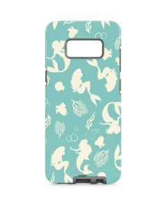 Ariel Under the Sea Print Galaxy S8 Pro Case