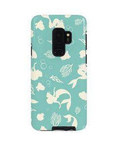 Ariel Under the Sea Print Galaxy S9 Plus Pro Case