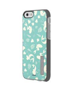 Ariel Under the Sea Print Incipio DualPro Shine iPhone 6 Skin