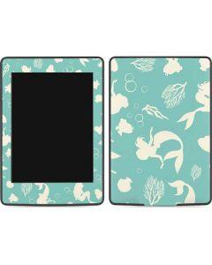 Ariel Under the Sea Print Amazon Kindle Skin
