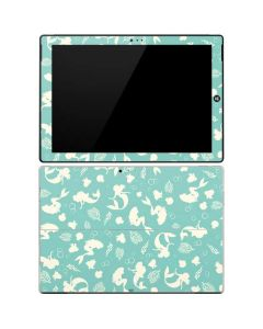 Ariel Under the Sea Print Surface Pro 3 Skin
