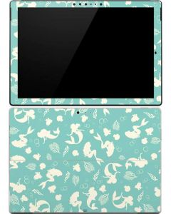 Ariel Under the Sea Print Surface Pro 4 Skin