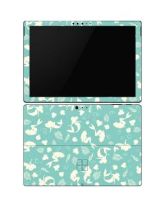 Ariel Under the Sea Print Surface Pro 6 Skin