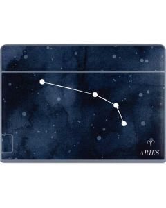 Aries Constellation Galaxy Book Keyboard Folio 12in Skin