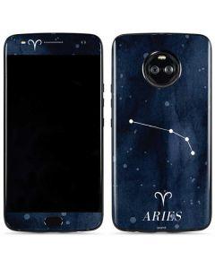 Aries Constellation Moto X4 Skin