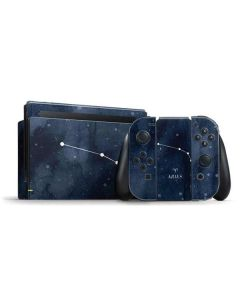 Aries Constellation Nintendo Switch Bundle Skin