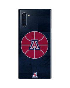 Arizona Basketball Galaxy Note 10 Skin