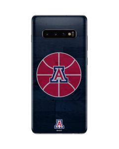 Arizona Basketball Galaxy S10 Plus Skin