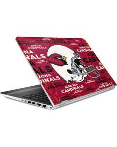 Arizona Cardinals - Blast HP Pavilion Skin