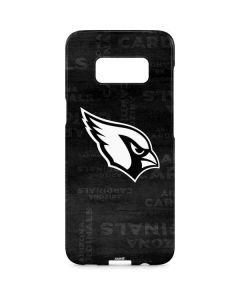 Arizona Cardinals Black & White Galaxy S8 Plus Lite Case