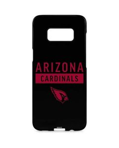 Arizona Cardinals Black Performance Series Galaxy S8 Plus Lite Case