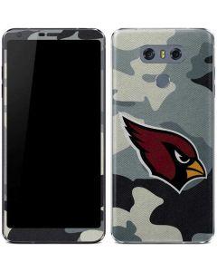 Arizona Cardinals Camo LG G6 Skin