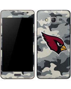 Arizona Cardinals Camo Galaxy Grand Prime Skin
