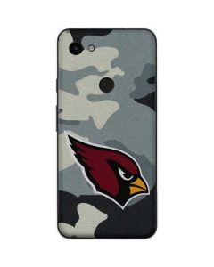 Arizona Cardinals Camo Google Pixel 3a Skin