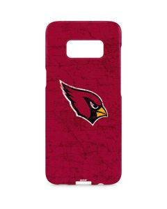 Arizona Cardinals Distressed Galaxy S8 Plus Lite Case