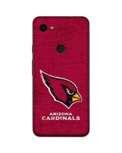 Arizona Cardinals Distressed Google Pixel 3a Skin