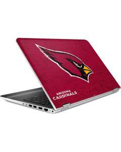 Arizona Cardinals Distressed HP Pavilion Skin