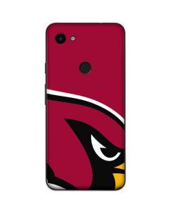 Arizona Cardinals Large Logo Google Pixel 3a Skin