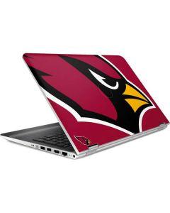 Arizona Cardinals Large Logo HP Pavilion Skin