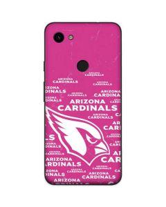 Arizona Cardinals Pink Blast Google Pixel 3a Skin