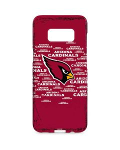 Arizona Cardinals Red Blast Galaxy S8 Plus Lite Case