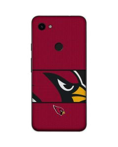 Arizona Cardinals Zone Block Google Pixel 3a Skin