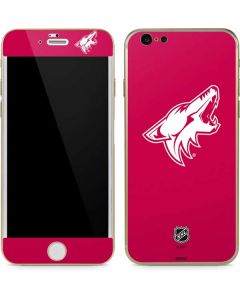 Arizona Coyotes Color Pop iPhone 6/6s Skin