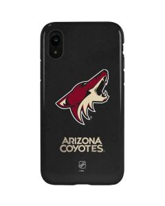 Arizona Coyotes Distressed iPhone XR Pro Case