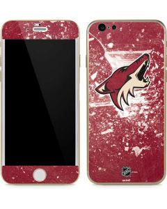 Arizona Coyotes Frozen iPhone 6/6s Skin