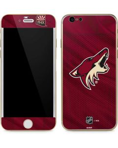 Arizona Coyotes Home Jersey iPhone 6/6s Skin