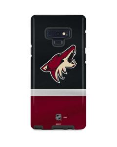 Arizona Coyotes Jersey Galaxy Note 9 Pro Case