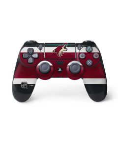 Arizona Coyotes Jersey PS4 Pro/Slim Controller Skin
