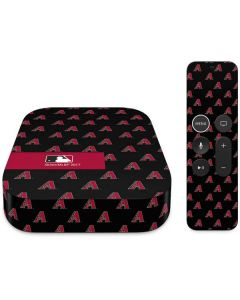 Arizona Diamondbacks Full Count Apple TV Skin