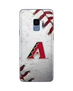 Arizona Diamondbacks Game Ball Galaxy S9 Skin