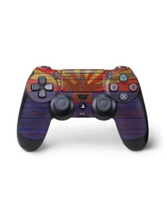 Arizona Flag Dark Wood PS4 Pro/Slim Controller Skin