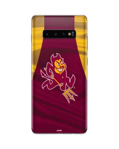 Arizona State Galaxy S10 Plus Skin