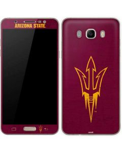 Arizona State Pitchfork Galaxy J7 Skin