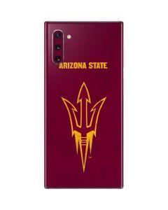 Arizona State Pitchfork Galaxy Note 10 Skin