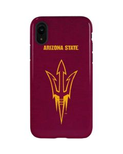 Arizona State Pitchfork iPhone XR Pro Case