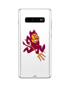 Arizona State Sparky Galaxy S10 Plus Skin