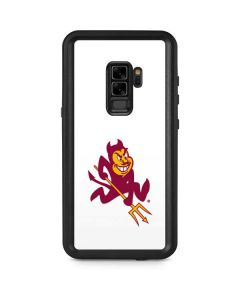 Arizona State Sparky Galaxy S9 Plus Waterproof Case