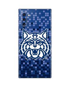 Arizona Wildcat Digi Galaxy Note 10 Skin