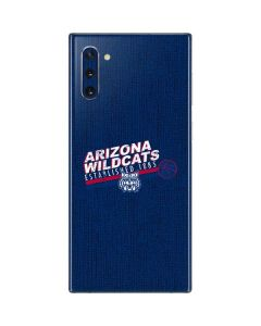 Arizona Wildcats Est 1885 Galaxy Note 10 Skin