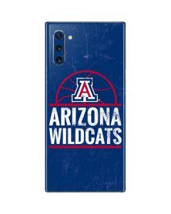 Arizona Wildcats Galaxy Note 10 Skin