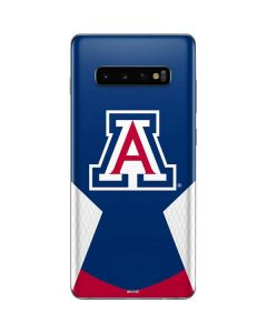 Arizona Wildcats Logo Galaxy S10 Plus Skin