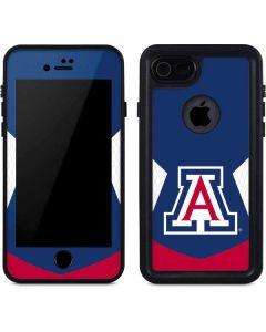 Arizona Wildcats Logo iPhone 8 Waterproof Case