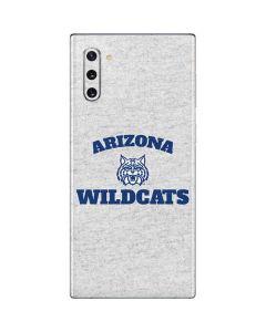 Arizona Wildcats Mascot Galaxy Note 10 Skin