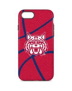 Arizona Wildcats Red Basketball iPhone 7 Pro Case