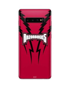 Arkansas Razorbacks Galaxy S10 Plus Skin