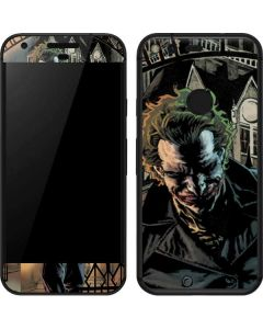 Arkham Asylum - The Joker Google Pixel Skin